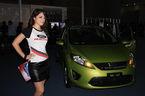 EGS 2010: Edecan Ford