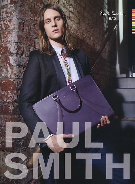 Tomek Szczukiecki0009_Paul Smith(GQ Japan2010_11)