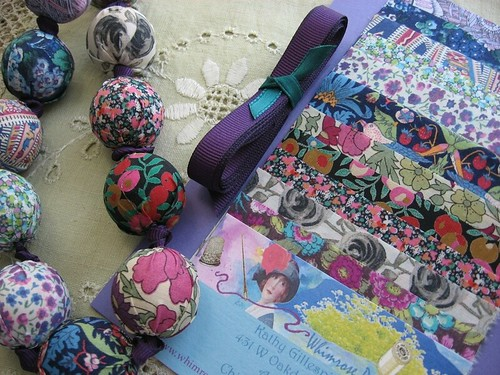 fabric bead kit