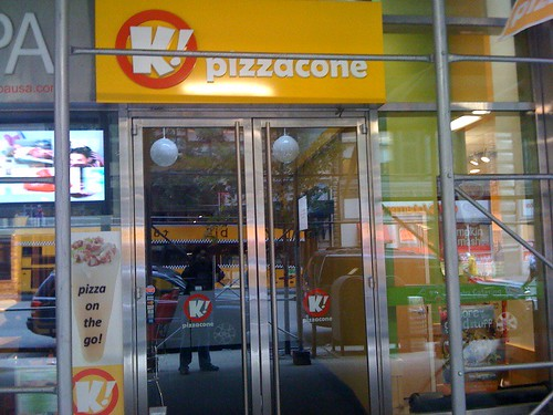 K Pizzacone closed?