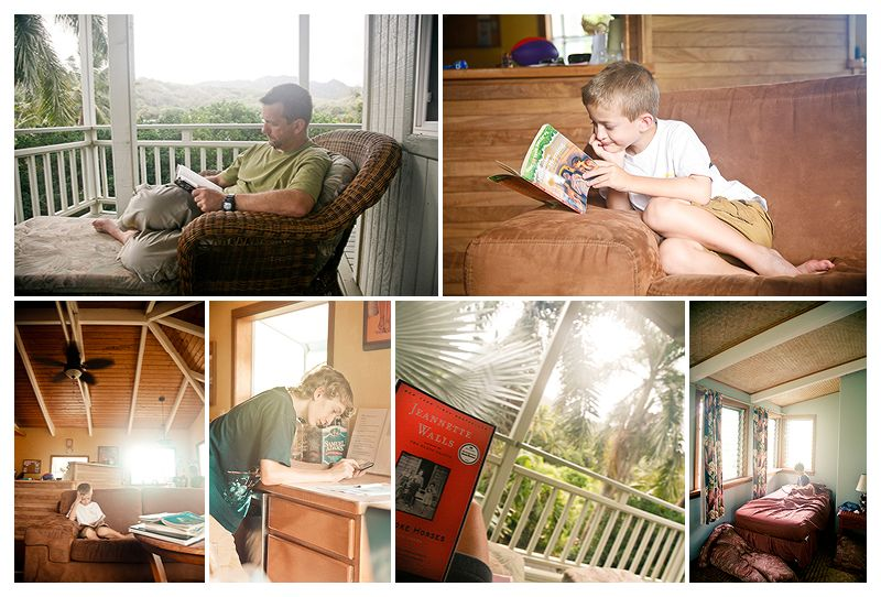 reading kauai