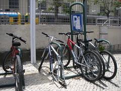 Always properly lock your bike!