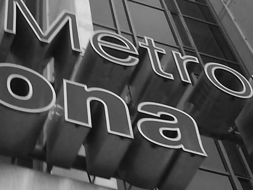 MetroOna!