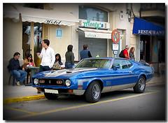 Mustang Mach 1 (1971)