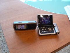 N77 ja N92 pöydällä