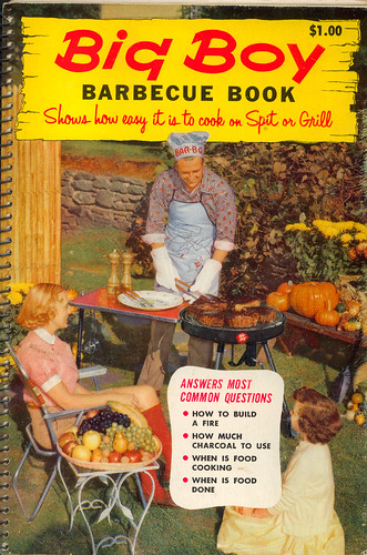 Big Boy Barbecue Book