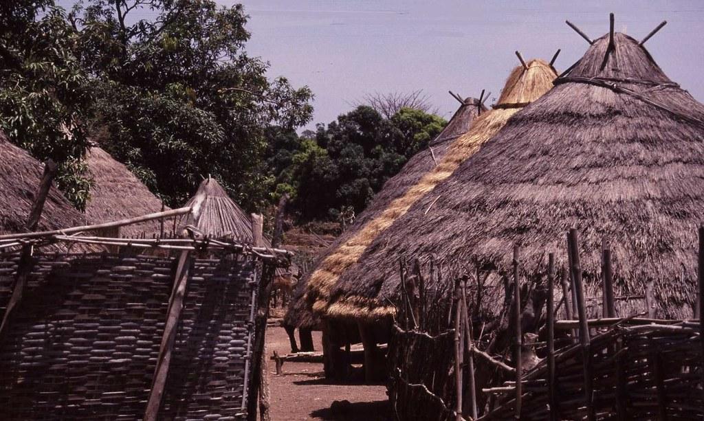 Poblado del Sahel