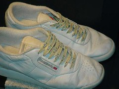 Reebok Princess (Sneaker fan) Tags: white shoes princess sneaker reebok