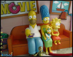 -::The *SimpSons*::- (-::-Mr.AD-::- *Uae*) Tags: family marina mall movie funny simpsons 2d the