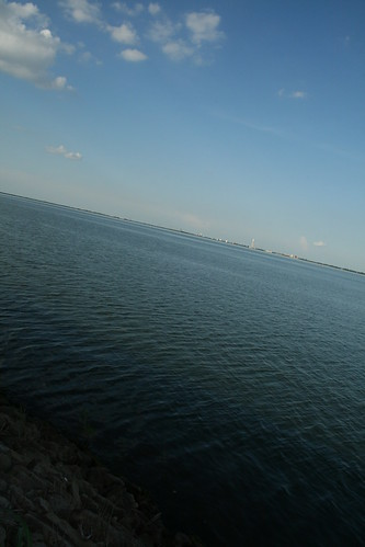 Lake Hefner, 7/2007
