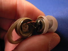 Earphone (broken)