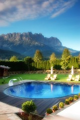 a pool in austria () Tags: color andy landscape europe andrea andrew benedetti
