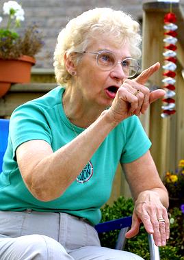 Rita Lessard's Advice from mom column