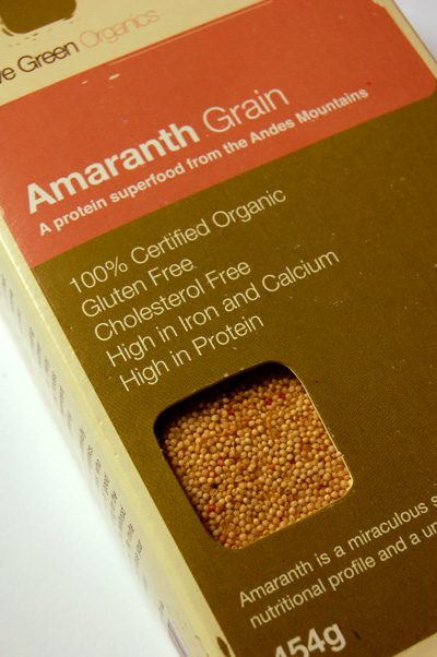 Amaranth Grain