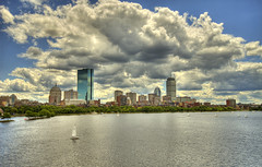 under clouds (richietown) Tags: topf25 topv111 boston sailboat canon topv555 topv333 massachusetts charlesriver stock esplanade getty johnhancock prudential hdr longfellowbridge 30d bostonist sigma1020mm 3xp photomatix universalhub bostonphotos bostonphotographer richietown bostonphotography bostonphoto bostonphotographs