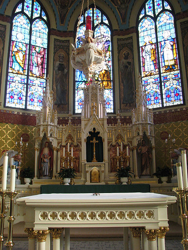 cross river catholic singles Why don't i feel at peace about being single  that is our cross  patron saint of catholic singles,.