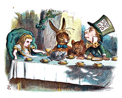 Alice In Wonderland Chapter 7