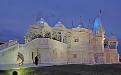 Toronto BAPS Shri Swaminarayan Mandir Hindu temple (edk7) Tags: toronto ontario canada building architecture d50 temple opening hindu mandir baps 2007 shri swaminarayan edk7