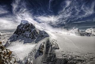 Little Matterhorn Zermatt - Switzerland