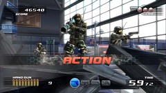 Time Crisis: Razing Storm for PS3 and PlayStation Move (Time Crisis 4 bonus mode)