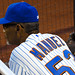 Jerry Manuel Watches the Mets