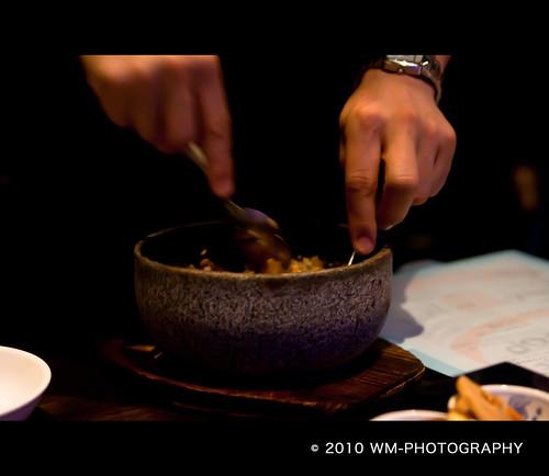 Kakuni Bibimbap @ Suika Snack Bar