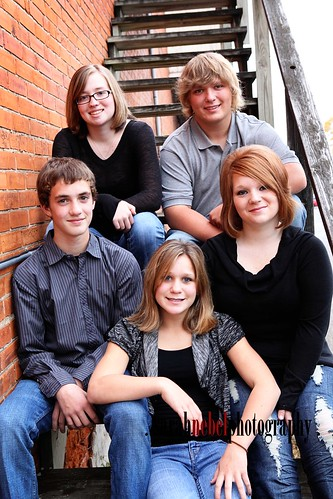 18 . the guengerich family .