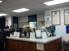 LAPD Pacific Community Station Lobby