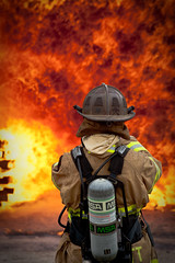 Blaze (Dan Ballard Photography) Tags: fire photography colorado fireman ballard firemen blaze firefighter firedepartment buring structurefire danballard firepics photographyburninghouse lajuntafiredepartment
