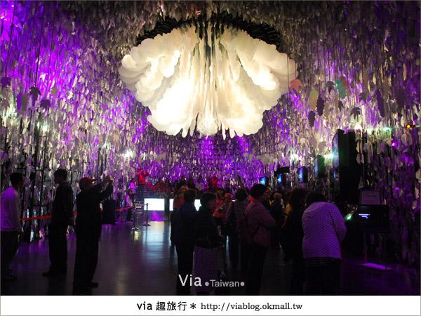 【花博夢想館】via遊花博(下)~新生三館:花博夢想館及未來館、天使生活館24