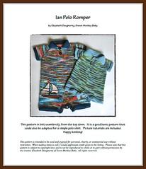 Ian Polo Romper Pattern