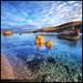 Green Pools, William Bay National Park, Western Australia (II) :: HDR :: Vertorama