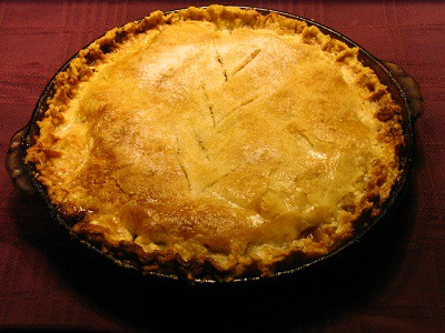 Susie's Homemade Apple Pie
