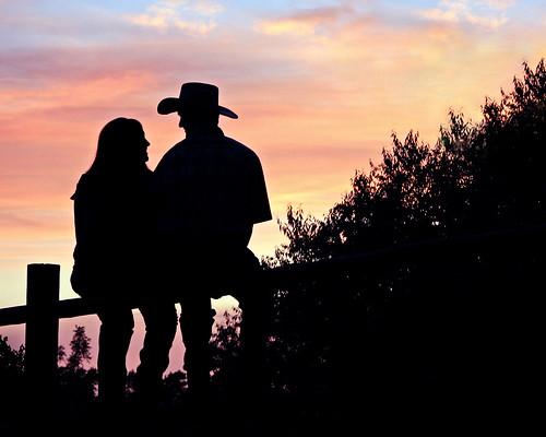 Romance in Silhouette2 -