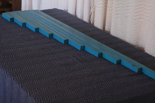 Calcul, les barres bleues (unies)