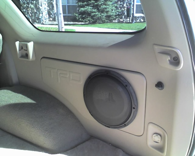 99 toyota 4runner fuse box custom sub box for the rear storage compartment page 3