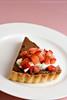 Chocolate Mascarpone Tart (HelenPalsson) Tags: dessert yummy strawberry chocolate strawberries pastry canon50mmf18 tart mascarpone 50mm18 50mmf18 canon50mm18 doriegreenspan 20070620