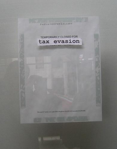 Paula Cooper - Tax Evasion