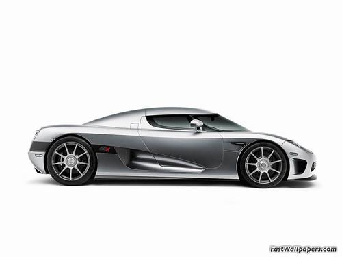 Koenigsegg CCX profile