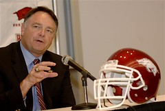Houston Nutt (AP Photo/Beth Hall)