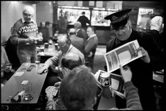 Wales Deep Nav.... (bjornra) Tags: salvationarmy photojournalism documentary miner miners minersstrike strike1985