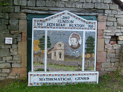 Elmton Well Dressing 2007 (Respect AKP) Tags: derbyshire 2007 welldressing elmton