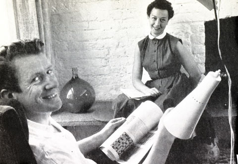 robin and lucienne day