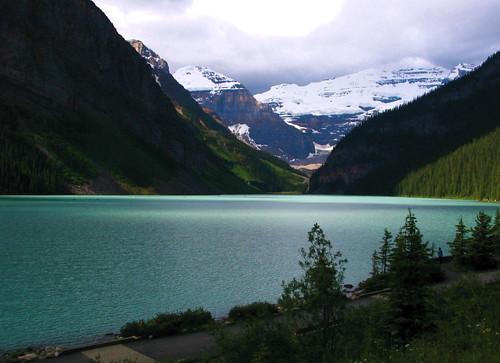 Lake Louise by grammy paul.