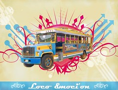 Diseo vectorial. Locomotion2 (Javier Piragauta) Tags: vintage poster design flyer colombia arte ar pop retro chiba popular diseo vector afiche jeepney ilustracion vectorial barranquilla tunja vectores casanare yopal locomotion2 piragauta