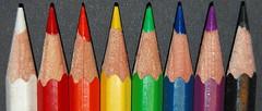 Kleurpotloden (3) (thiwenquicha) Tags: colors pencils nikon colours colores crayons matita kleuren colorpencils potlood coleurs potloden d40 kleurpotloden nikond40 matiti thiwenquicha colorpencilsonly