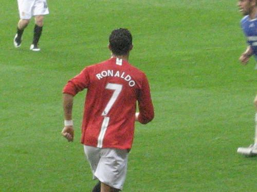 Cristiano Ronaldo Manchester United