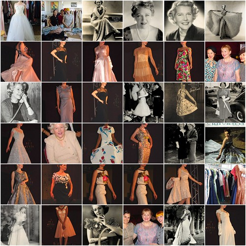 Fashion Show Mosaic