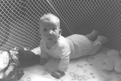 Alyce as a Baby