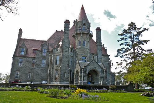 Craigdarroch Castle - Victoria
